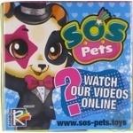 Іграшка S.O.S. Pets Милі звірята Фігурка-сюрприз