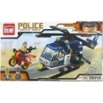 Конструктор Enlighten Brick Воздушная полиция 157элементов