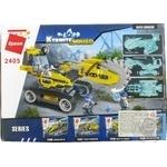 Іграшка Qman Конструктор Каменнорізна машина арт.2405 - купить, цены на МегаМаркет - фото 2