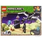 Конструктор Lego Битва в Краю 21151