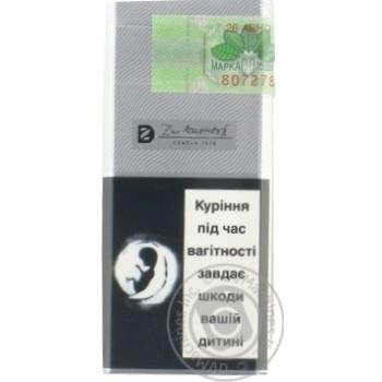 Сигарети Davidoff Silver Slims - купить, цены на Фуршет - фото 2