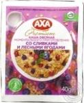 Каша Axa вівсяна з вершками та лісовими ягодамии 40г