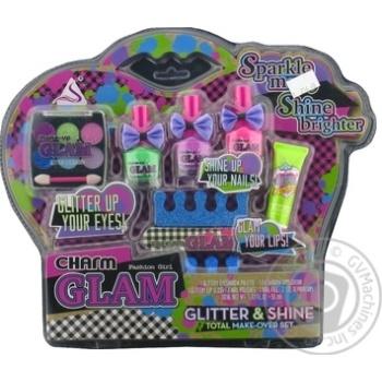 Набір дитячої косметики 027 Qunxing Toys - купить, цены на Novus - фото 3