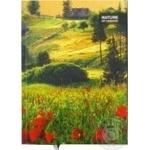 Optima Notebook Nature of Ukraine A4 96 Sheets O20378-03