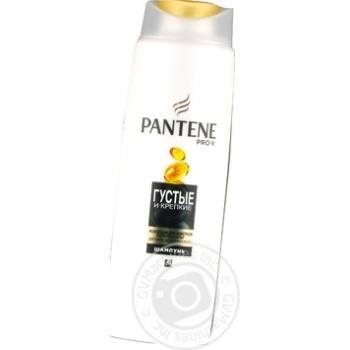 Шампунь Pantene Густі та міцні 200мл
