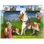 Игрушка Simba Две лошадки 19см 11см 3 вида 3+