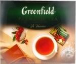 Greenfield Premium collection tea 96pcs*1.75g