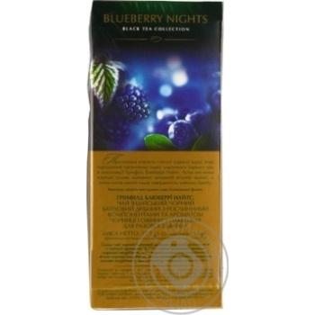 Чай черный Greenfield Blueberry Nights 25шт*1,5г 37,5г - купить, цены на Восторг - фото 5