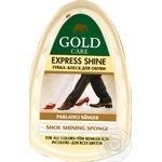 Sponge Gold for shoes