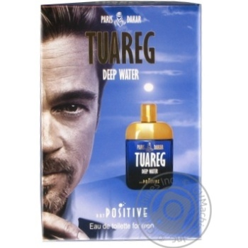 Alain Aregon Tuareg Deep Water Eau de Toilette for Men 100ml - buy, prices for Novus - image 1