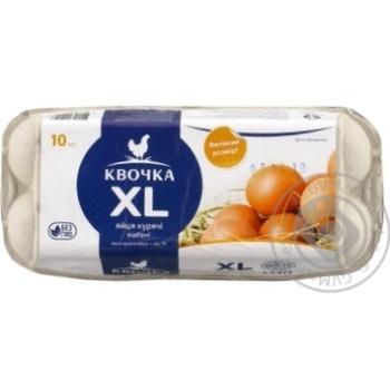 Kvochka XL egg 10pcs