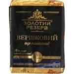 Сыр Золотой Резерв Cливочный плавленый 50% 90г
