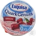 Dessert Exquisa milky cherry chilled 0.2% 500g