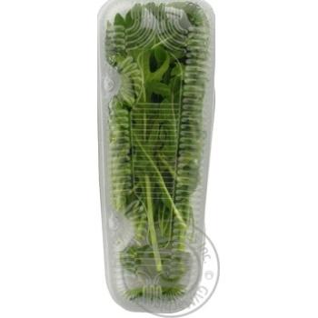 Рукола Зелененька свіжа 50г - купити, ціни на Novus - фото 3