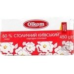 Маргарин Олком Столичный 50% 450г