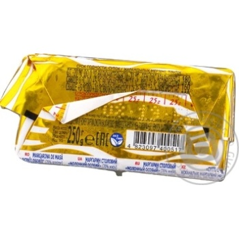 Zaporizkyi Molochnyi Special Margarine 70% 250g - buy, prices for Novus - image 4