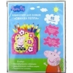 Н-р Peppa Pig Домик д/карандаш Свинка Пеппа 119784 шт