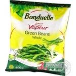 Фасоль Bonduelle зеленая стручковая целая на пару замороженная 400г - купить, цены на Метро - фото 4