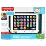 Fisher-Price Tablet with Smart Stages Technology Educational Toy rus
