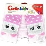 Колготки дитячі Conte Kids Tip-Top 17С-60СП розмір 80-86 14,448 світло-рожевий