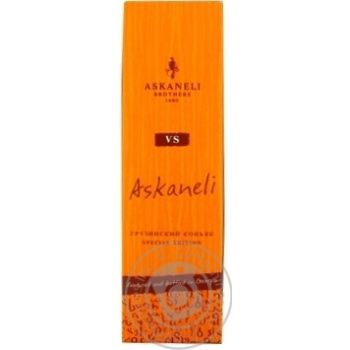 Askaneli Brothers Family Collection V.S. cognac 40% 0,5l - buy, prices for Novus - image 1