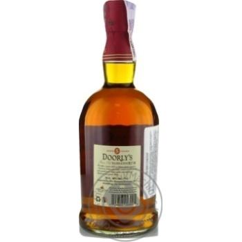 Doorly`s Gold Rum 5YO 40% 0,7l - buy, prices for Novus - image 4