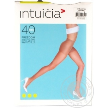 Tights Intuitsia for women 40den - buy, prices for Novus - image 1