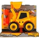 Набір ігровий Kaile Toys Трактор з екскаваторною установкою
