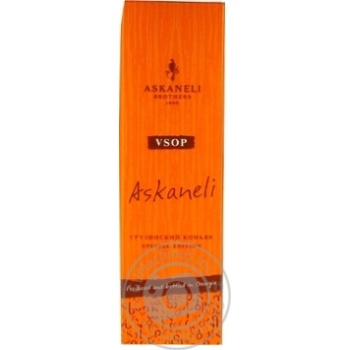 Коньяк Askaneli Brothers Family Collection V.S.O.P. 40% 0,5л