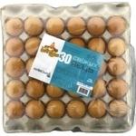 Яйця Від доброї курки Київські С1 30шт