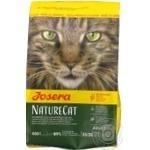 Корм Josera Nature Cat сухой без зерновых для кошек 400г