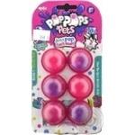 Набір ігровий ПопПопс Улюбленці Yulu-Poppops 6 штук