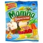 Мармелад жувальний Команда піратів Mamba 70г