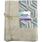 Скатертина Novus Home Corsa з кантом 180*136см
