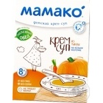 Blend Mamako goat's milk pumpkin dry for children 150g