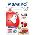 Pap Mamako goat's milk with berries for children 200g