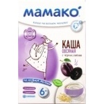 Pap Mamako oat with prunes for children 200g