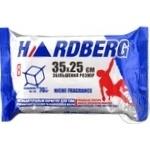 Серветка очищувальна антибактеріальні 35*25 Hardberg Powerpro 8шт