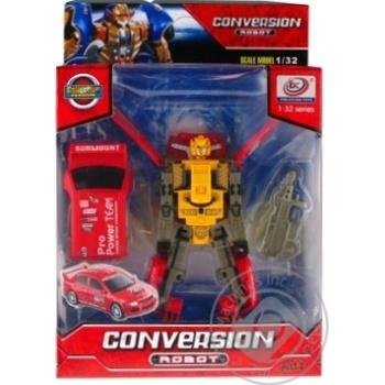 Іграшка Робот Essa в асорт. 4979 - купити, ціни на Novus - фото 1