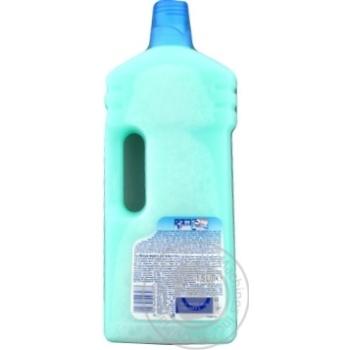 Средство для мытья Mr. Proper Горный источник и прохлада 1,5л - купить, цены на МегаМаркет - фото 2