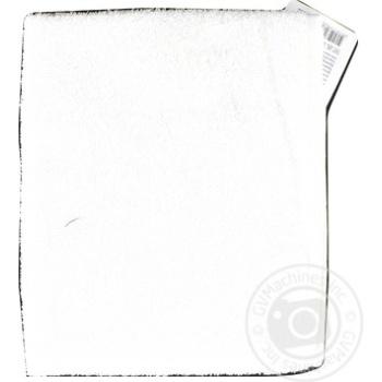Рушник махровий білий 400 гр/кв.м 40*70см - купити, ціни на Novus - фото 3