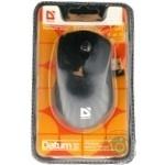 Мишка Defender Datum MM-265,бездротова,3 кн.1600 dpi,чорна - купить, цены на Novus - фото 1
