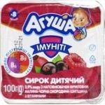 Сырок детский Агуша Иммунит 3,9% 100г - купить, цены на Фуршет - фото 2