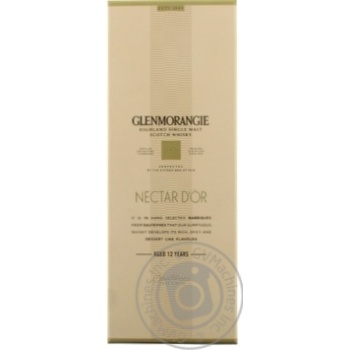 Glenmorangie Nectar d'Or 12 years whisky 46% 0.7l - buy, prices for Novus - image 7