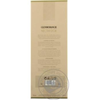 Виски Glenmorangie Nectar d'Or 12 лет 46% 0.7л - купить, цены на Novus - фото 6