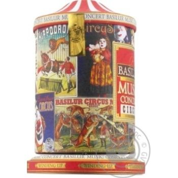 Basilur Music Concert Circus black tea 100g - buy, prices for Metro - image 1