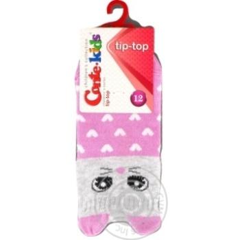 Шкарпетки бавовняні Conte-Kids tip-top дитячі 12р - купити, ціни на CітіМаркет - фото 3