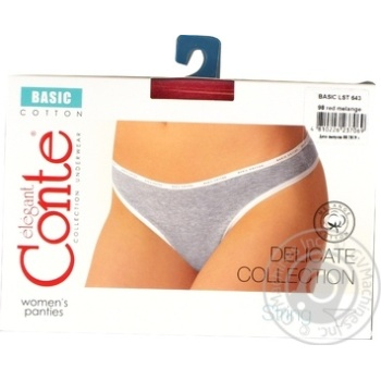 Underpants Conte for women - buy, prices for Novus - image 1