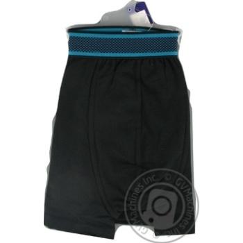 Труси-шорти чоловічі Raiz MBX-05-01, 95/5% L чорні - купить, цены на Novus - фото 1