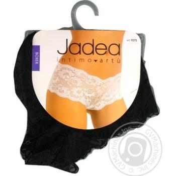 Труси-шортики жiночі Artu Jadea 1075 N3,ОТ 63-67см,ОБ 93-97см,чорний - купити, ціни на Novus - фото 1